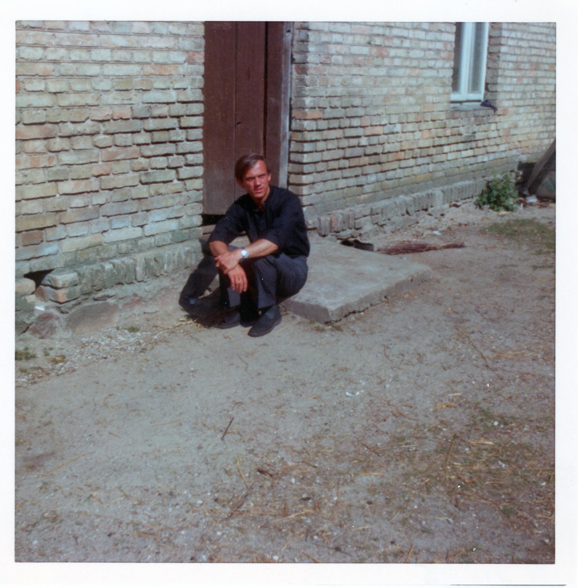 A 10 lipiec 1975 na progu Domu